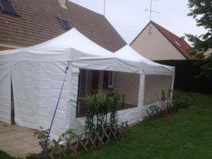 Tente pour réception Oise