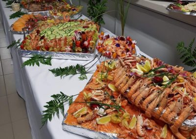 Buffet froid dans l'Oise